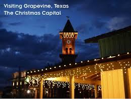 grapevine christmas