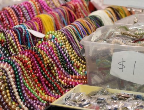 Beads, Gems, Jewelry And More -Dallas Summer Bead & Jewelry Show 2019