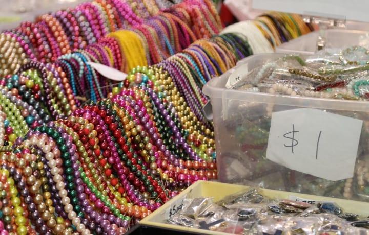 New Orleans Summer SHow, Beading House - Beads