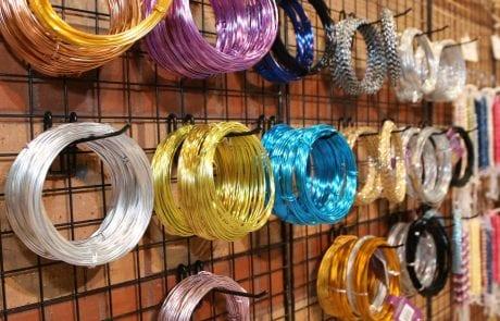 Jewelry Show - Wiring, Oklahoma Bead Jewelry Show