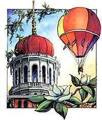 Natchez Balloon Race