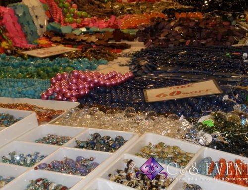 Don't Miss The New Orleans Fall Bead & Jewelry Show 2019